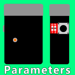 ABOUT JAMMER PARAMETERS